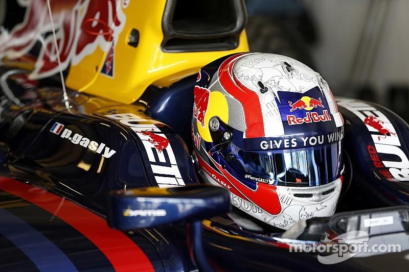 Гасли сядет за руль Toro Rosso на тестах в Барселоне