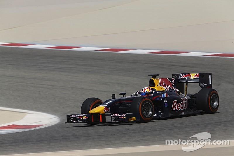 Пьер Гасли с лучшим временем завершил тесты в Бахрейне