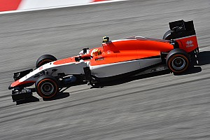 Formula 1 Breaking news Merhi confident of retaining Manor seat for China