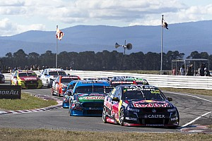 Supercars Commentary V8 fans have to give pay TV a chance
