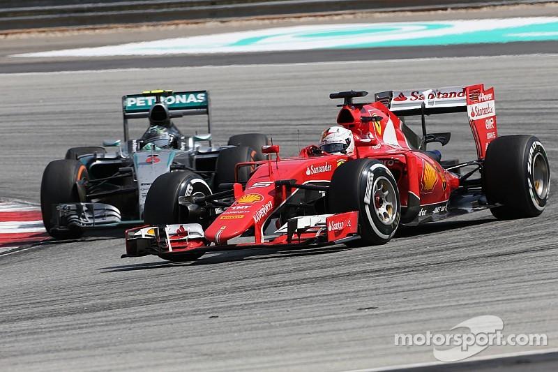 ¿Puede Ferrari mantener la presión en Mercedes en China?