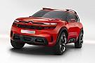 Salon de Shanghai - Citroën dévoile son SUV Aircross