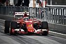Räikkönen - Ferrari peut faire aussi bien qu'en Malaisie