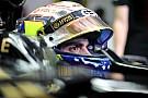 Maldonado veut finir la course à Shanghai