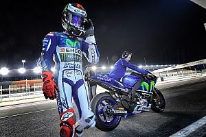 MotoGP Actualités Lorenzo évoque une