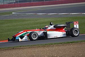 F3-Euro Reporte de calificación Rosenqvist barre con las poles en Silverstone