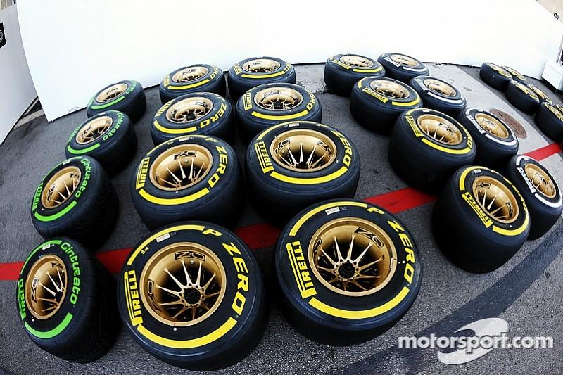 Pirelli прогнозирует два пит-стопа