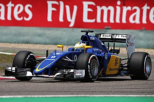 Formula 1 Qualifying report Sauber is top ten in qualifying for tomorrow's Chinese GP