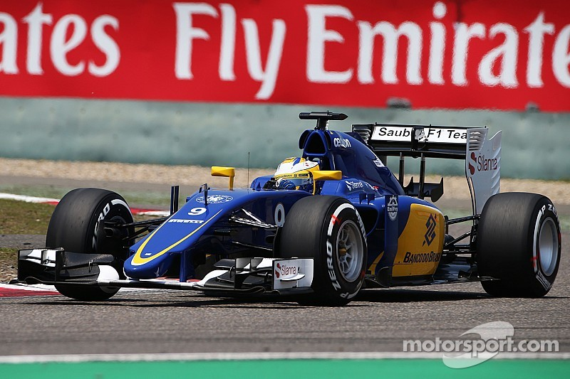 Sauber is top ten in qualifying for tomorrow's Chinese GP