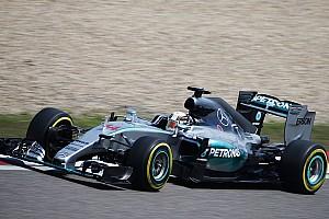 Formule 1 Résumé de course Mercedes -
