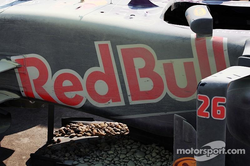 В Red Bull огорчены исходом Гран При Китая