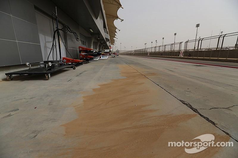 Une tempête de sable a soufflé sur Bahreïn