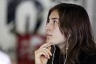 Татьяна Кальдерон: Парням и девушкам одинаково трудно попасть в Ф1