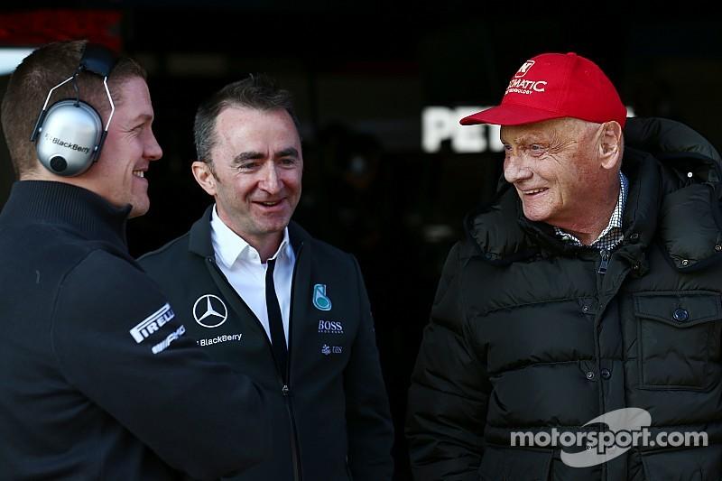 """Mercedes se défend de """"tuer la Formule 1"""""""