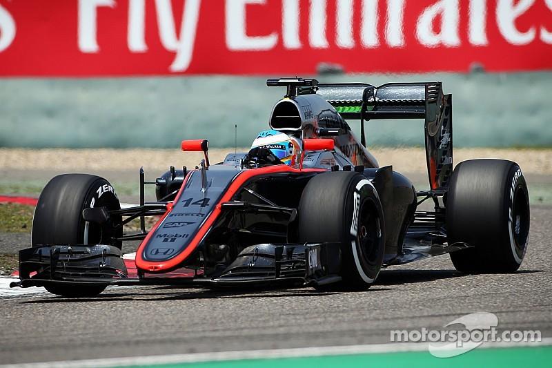 Alonso ne craint pas l'impact de la puissance sur le châssis McLaren