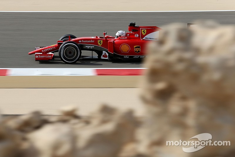 "Vettel - Gagner ""est toujours possible"" à Bahreïn"