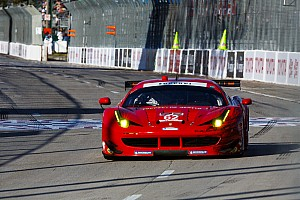 IMSA Qualifying report Risi Competizione post-qualifying report from Long Beach