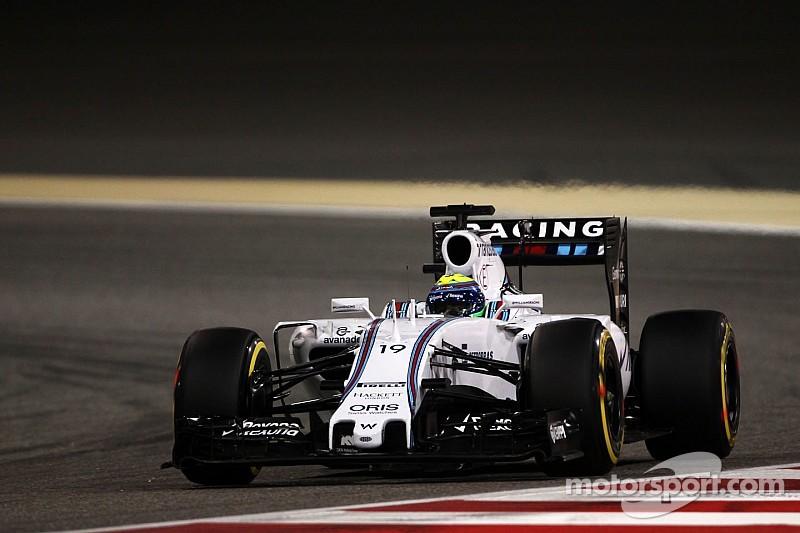 Massa s'incline devant la supériorité Mercedes-Ferrari
