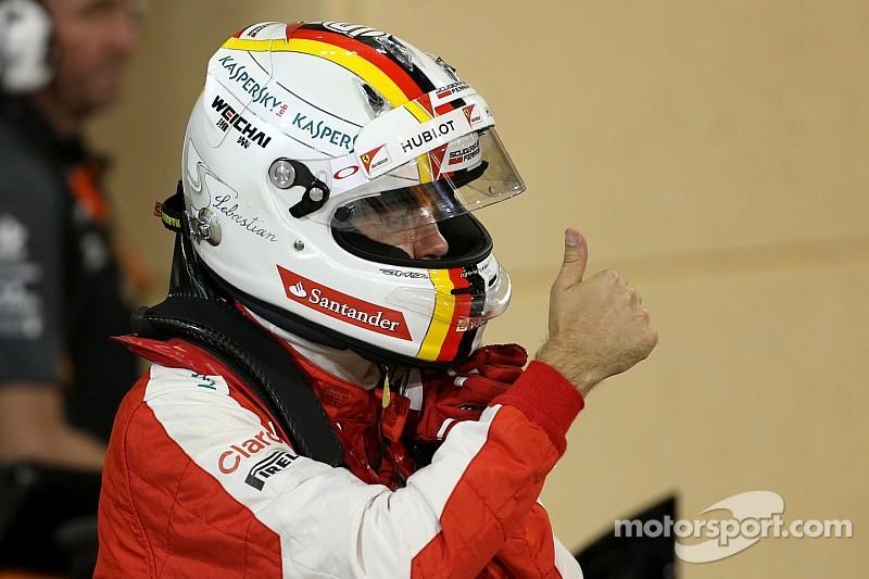 Vettel asegura que dividir a Mercedes es un éxito