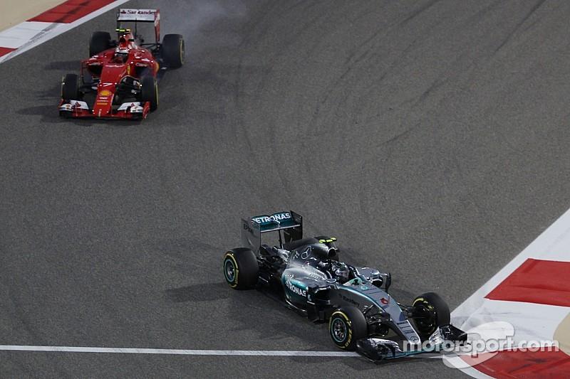 Cambios en Mercedes causaron problemas en sus frenos