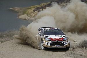 WRC Actualités Citroën veut confirmer en Argentine... et au-delà