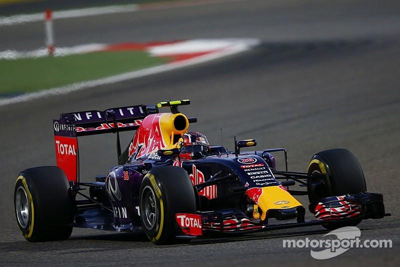 Kvyat hopes Bahrain is 2015 turning point