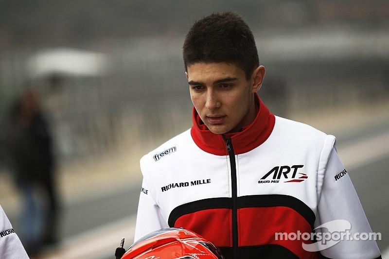 Ocon aurait rejoint le programme de jeunes pilotes Mercedes