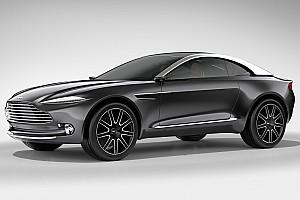 Auto Actualités Le CUV Aston Martin DBX produit aux USA?