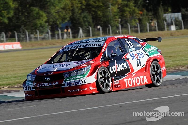 STC2000: El Toyota Team Argentina, rumbo a Rosario