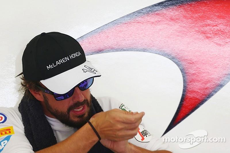 Villeneuve - Alonso a mis sa carrière en péril en quittant Ferrari