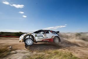 WRC Rapport d'étape Kris Meeke persiste et signe !