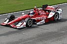 Scott Dixon le plus rapide du warm-up à Barber