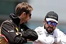 Alonso - Les pilotes n'ont plus leur mot à dire