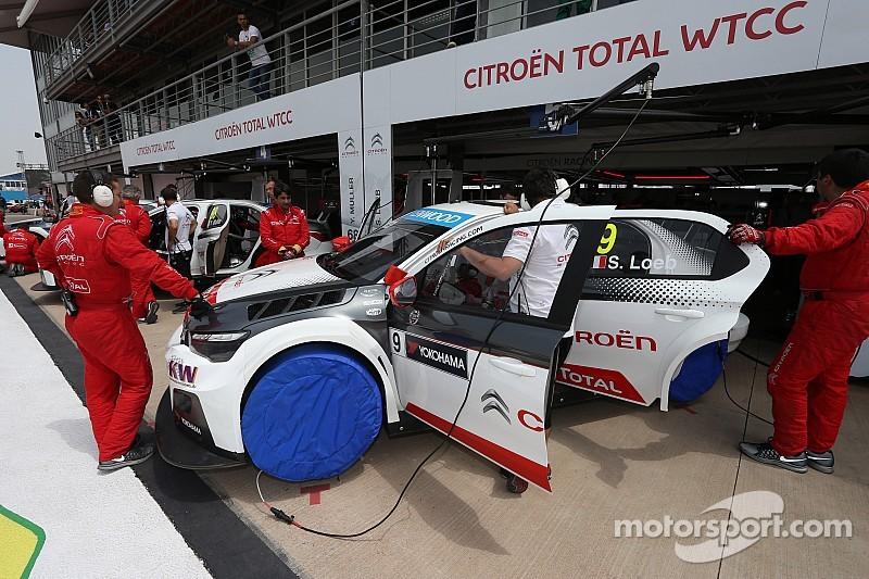 Nordschleife - Lopez et Loeb ont aimé, Muller en retrait