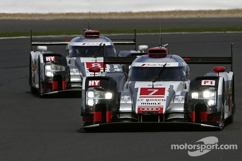 """Audi devrait utiliser deux R18 type """"Le Mans"""" à Spa"""