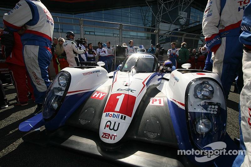 Toyota devrait être plus à l'aise à Spa qu'à Silverstone