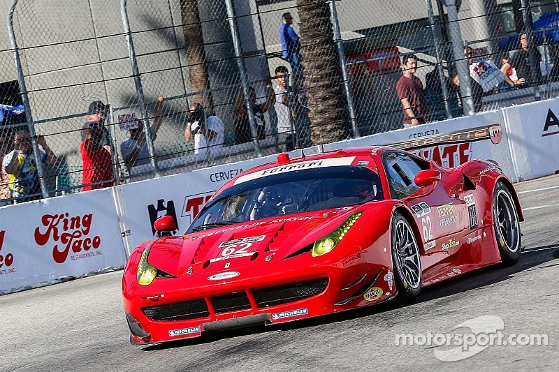 Risi wants a TUDOR Championship win this weekend
