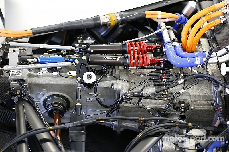 Spark développe le concept Formule E avec Renault, Williams et McLaren