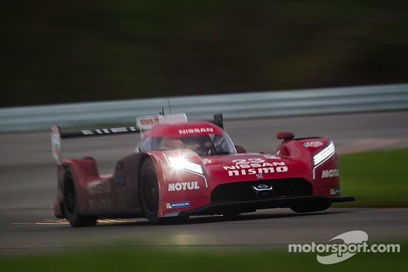 Max Chilton dice que Nissan tomó la decisión correcta