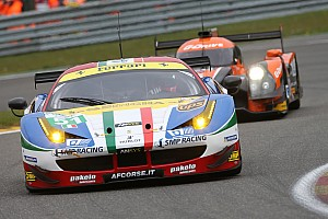 WEC Qualifying report Second and fourth for Ferrari in Spa qualifying