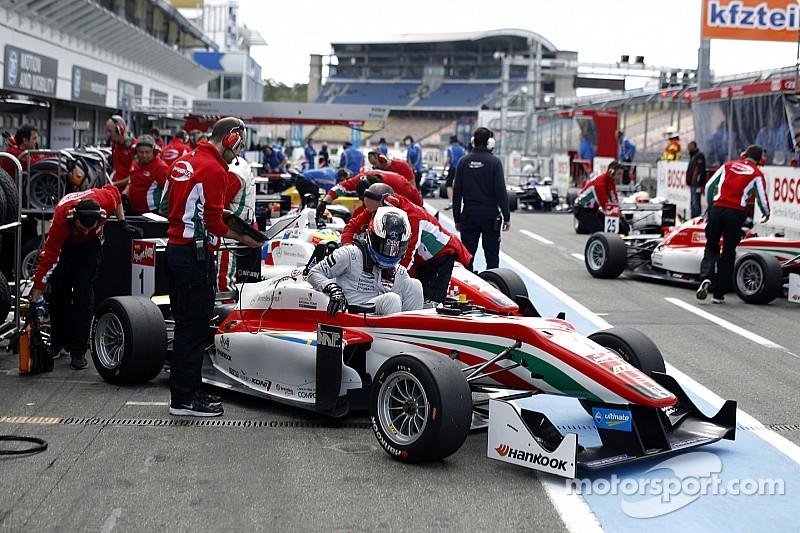 Rosenqvist s'impose en patron dans la Course 2 à Hockenheim