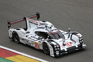 WEC Race report Thriller in the Ardennes – second, third and sixth for Porsche 919 Hybrids
