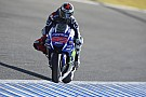 Course – Jorge Lorenzo a pris ses aises à Jerez