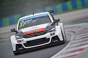 WTCC Race report One-two for Citroën in Hungary!
