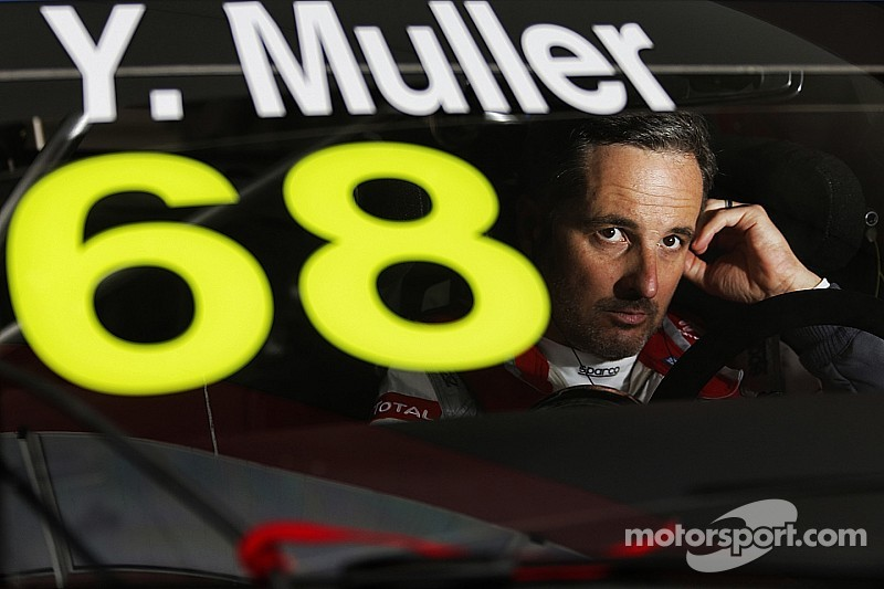 Yvan Muller: The championship is finished for me
