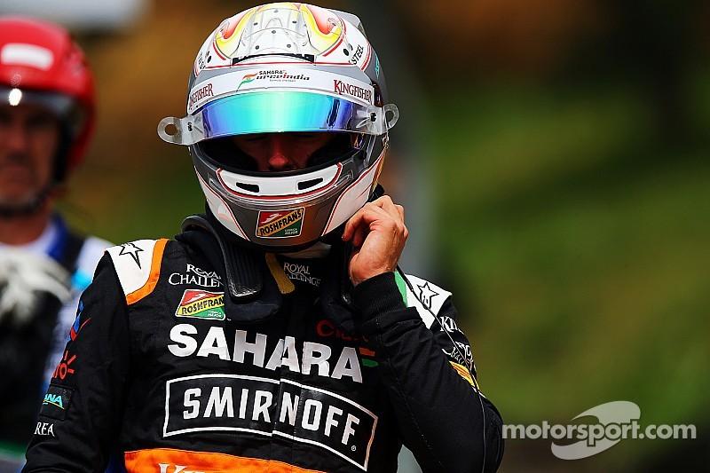 Хункаделья: Я не жалею об уходе из Force India