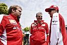 Райкконен: Маурицио – тот парень, который нужен был Ferrari