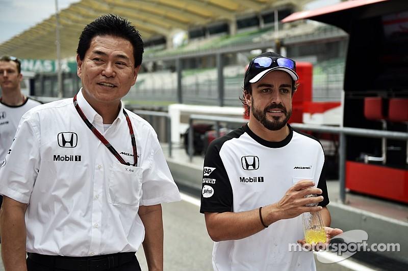 В Honda не тратили жетоны перед этапом в Испании
