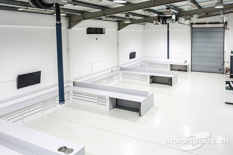 L'usine de Caterham F1 bientôt vendue