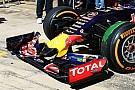 Red Bull introduit son nouveau nez court